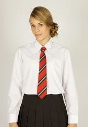 School Uniform Shirts White