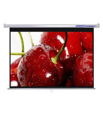 Screen Technics 6 X 8 Instalock Projector Screen Deluxe Grade HD 3d  Technology Supports
