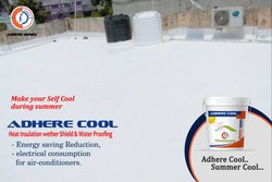 Adhere Cool Roof Paint