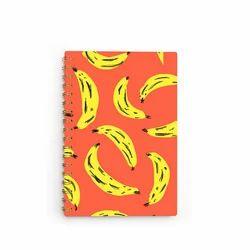 Spiral Bound Exercise Notebook
