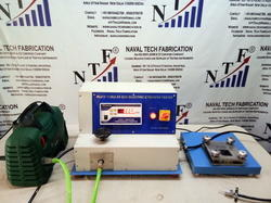 NTF Tubular Bags Bursting Tester