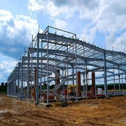 Steel Structure Building Fabrication