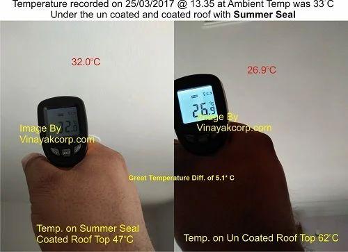 Summer Seal Cool Roof Coatings