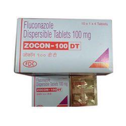 Fluconazole Dispersible Tablets
