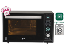LG All In One Microwave Oven MJ3286BFUM