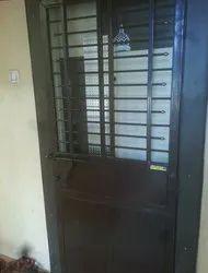Steel Sefty Door