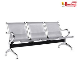 MS 3 Seater Backrest Waiting Chair