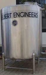 Alcohol Storage Tank 2500 Ltr