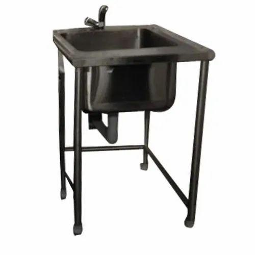 Ss Kitchen Stand Sink