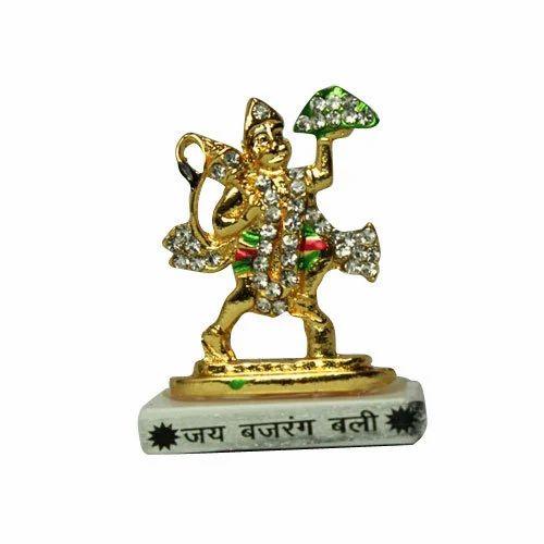 Lord Hanuman Dashboard Idol