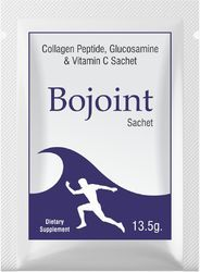 BOJOINT SACHET (Collagen Peptide 10 gm, Glucosamine 1.5 gm , Vit C 35mg )