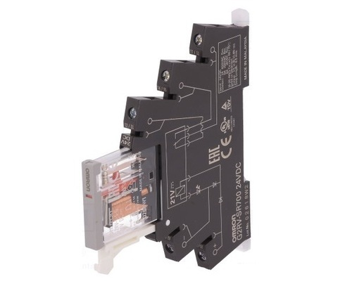 G2RV-SR700 24VDC Omron Relay - View Specifications & Details ... on