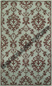 Green Sge Hand Tufted Carpet