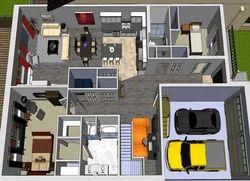 Bungalow Interior Design Services in Ahmedabad & Gandhinagar
