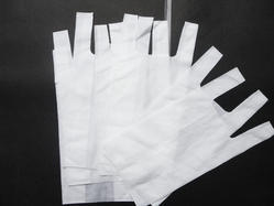 Elight 20 GSM U-Cut Non Woven Carry Bags
