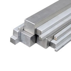 Stainless Steel Bright Square Bar