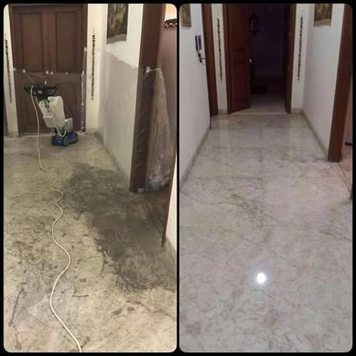 Diamond Polishing Service and Marble Polishing Service