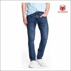 Denim Uniform Jeans