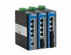 5-Port 100M Layer 2 Unmanaged Industrial Ethernet Switch
