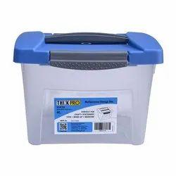 Small Plastic Storage Box, Packaging Type: Carton