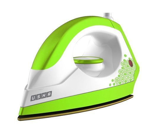 Ei 3302 Gold Electric Lime Dry Irons