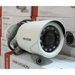 Digital Camera 2 MP Hikvision Bullet Camera, Lens Size: 2-3 Mm, for Security