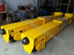 Under Running End Carriage Trolley
