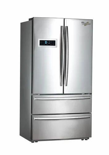 Whirlpool French Door Refrigerator Whirlpool Fridge Smart Kitchen