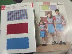 Siyaram Check Summer School Uniform