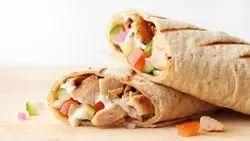 Frozen Shawarma Wrap