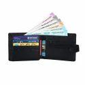 LWFM00257 Black Mens Leather Wallet