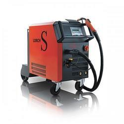 Semi-Automatic Lorch MIG Welding Machine