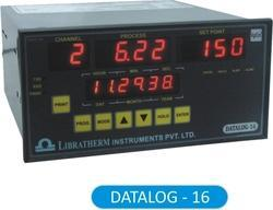 16 Channel Process Data Logger