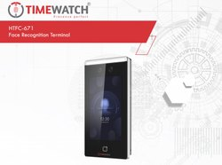 HTFC-671 TimeWatch Face Recognition Attendance device