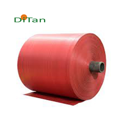 PP Woven Colored Fabric Roll