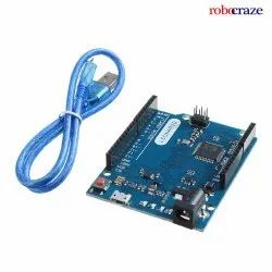 Leonardo  Development Board With USB Cable -  Robocraze
