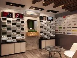 New Interior Design Solutions For Eyewear - New