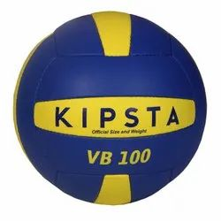 Kipsta VB 100 Blue and Yellow Polyurethane Volleyball