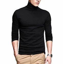 Medium Men's High Neck T-Shirt
