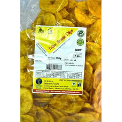 Yellow Banana Chips