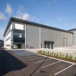 Industery Concrete Frame Structures Warehouse Construction Services, Waterproofing System