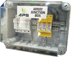 Plastic Array Junction Box For Solar Project