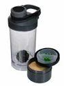 Dynamize 3 In 1 Gym Shaker Bottle 500 Ml
