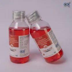 Dextromethorphan Hbr Phenyleophrine Hcl And Chlorpheniramine Maleate syrup
