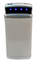 Silver Automatic Jet Hand Dryer