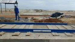 Inmotion Electronic Rail Weighbridge
