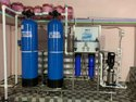 Commercial RO Plant 2000 LPH Semi Automatic