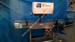 Induction Cap Sealing Machine For Lube Oil