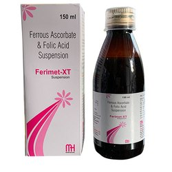 Ferrous Ascorbate and Folic Acid Suspension