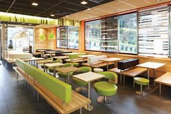 Stainless Steel Cafeteria Furniture